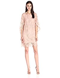 Tulip Sleeve Daisy Lace Dress