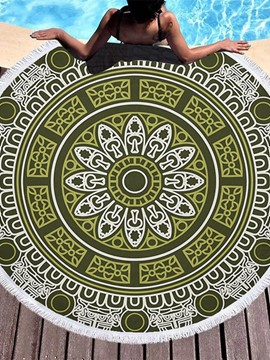 Print Plant Polyester Cover-Ups