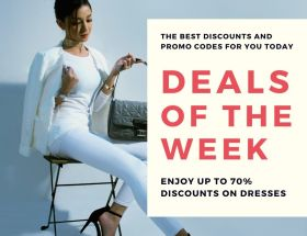LATEST DEALS on dresses