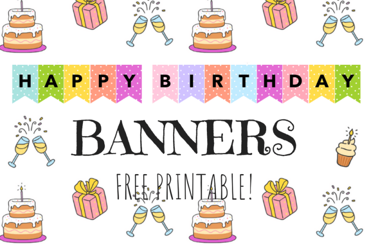 Happy Birthday Archives - Cute Freebies For You
