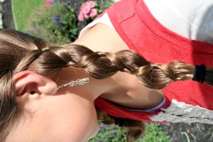 braided hairstyles for little girls | Matt Blog