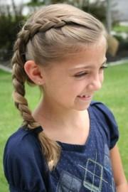 side dutch braid cute hairstyles