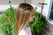 side lace braid beautiful