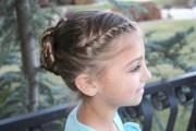 spiral twists updo hairstyles