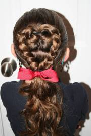 7 easy valentine's day hairstyles