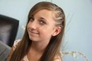 side flat twists cute girls hairstyles