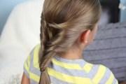 quadruple-flipped ponytail #2