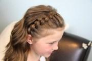 dutch lace braided headband braid