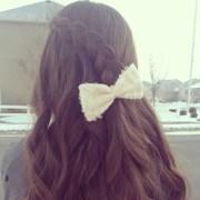 pancake lace braid easy hairstyles