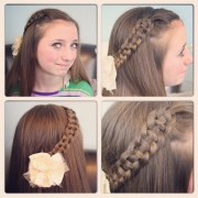 slide- braids cute girls hairstyles