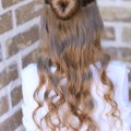 Love bun valentine s day hairstyles reflectionsreflections