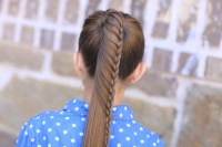 Lace Braided Ponytail and Updo | Cute Hairstyles | Cute ...