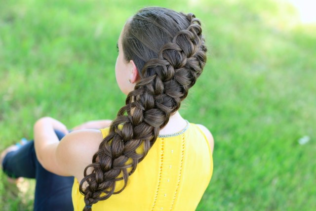 how to french braid | cute girls hairstyles