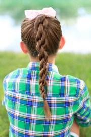 gymnastics cute girls hairstyles