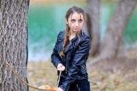 Katniss' Mockingjay Braid | Hunger Games Hairstyles | Cute ...