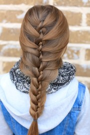 twist braid cute braids