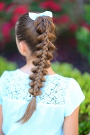 stacked pull- braid