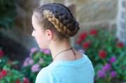 easy fold- braids -school