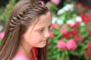 4-strand french braid easy hairstyles