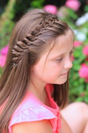 4-strand french braid easy hairstyles