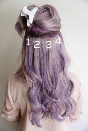 tips applying clip-in hair