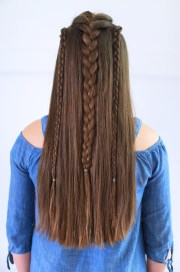 dutch lace braid combo cute girls