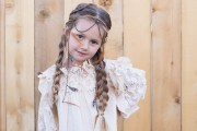 boho side braids cute girls hairstyles