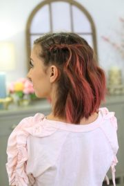 side pull cute girls hairstyles