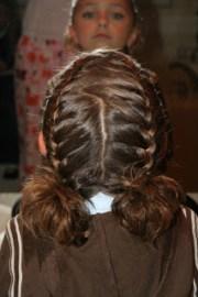 soccer braids cute girls hairstyles
