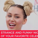 10 Funny Nicknames Your Favorite Celebrities Tried To Hide From You