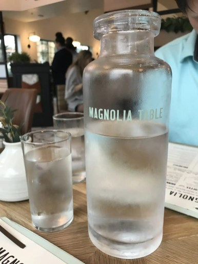 Chilled Water Carafe