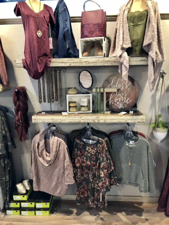 Plum, blush pink and all the trendy fall colors.