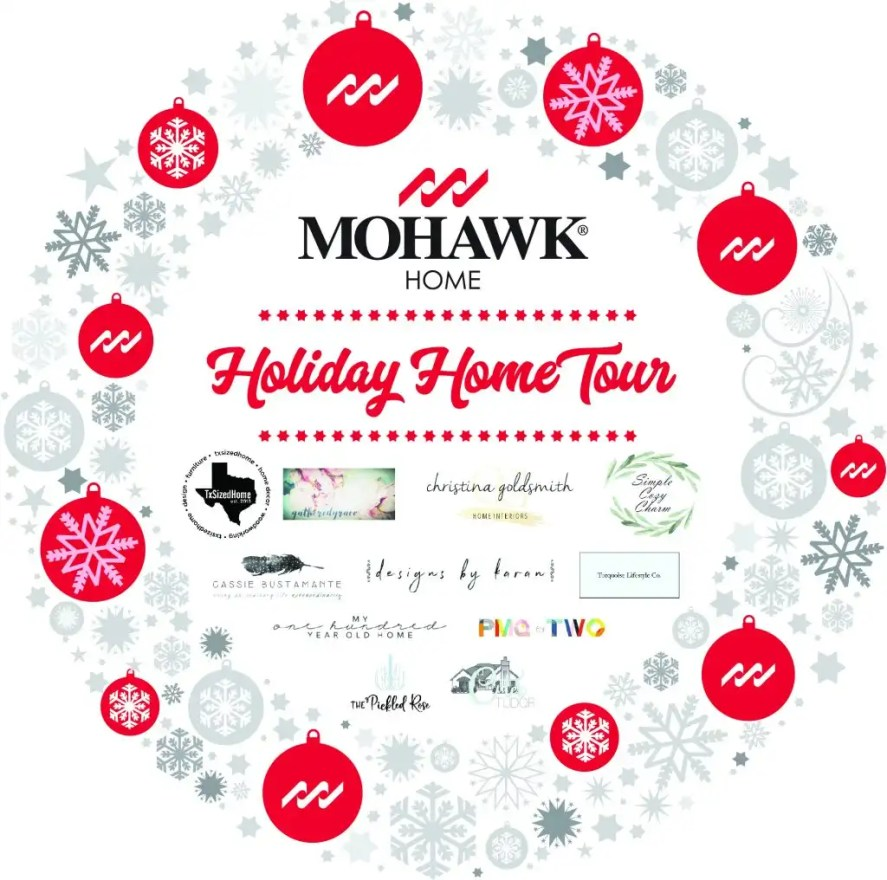 Mohawk Home Holiday Home Tour