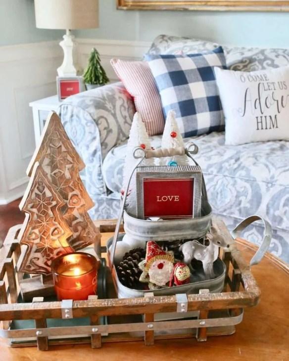 christmas living room ideas