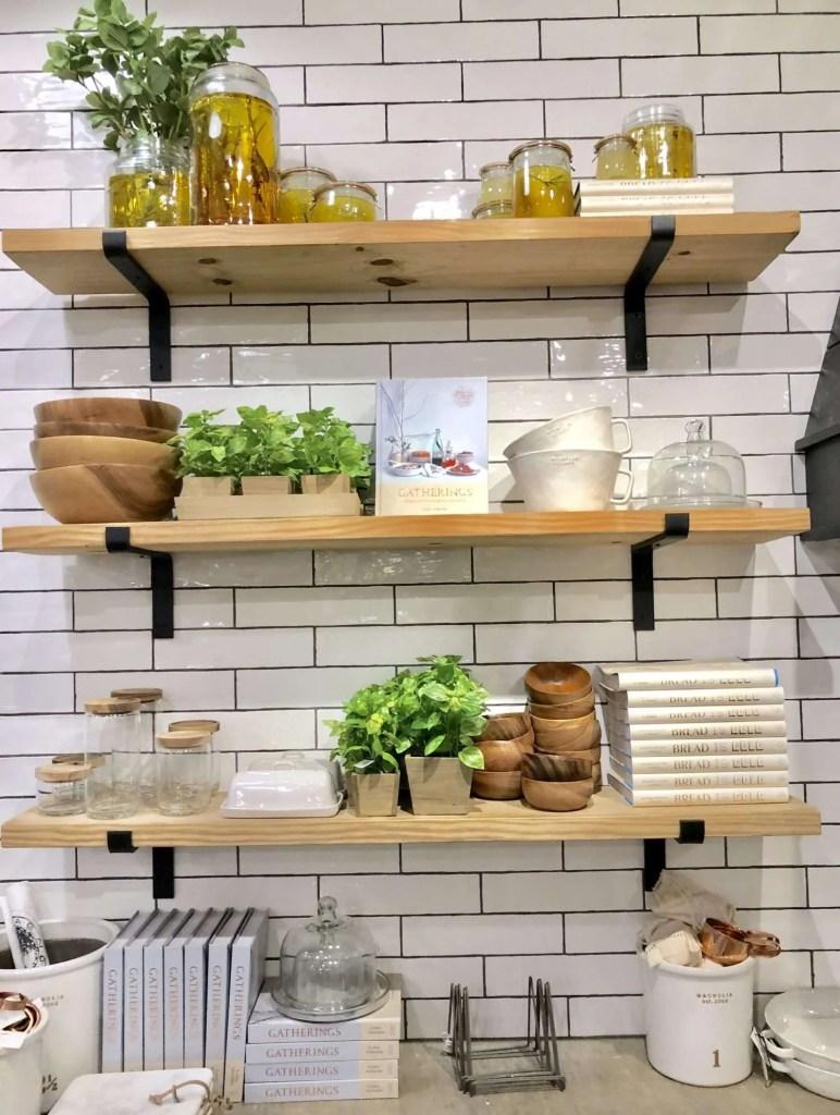 fixer upper styles shelves