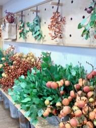 Fall florals at Magnolia Market