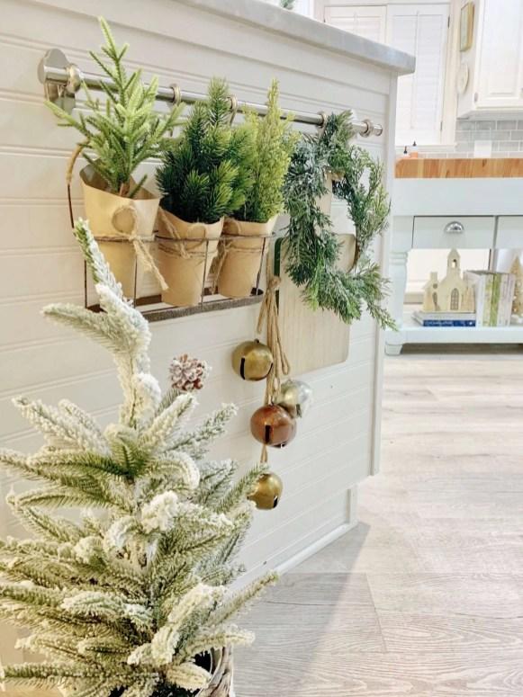 christmas mini wreaths
