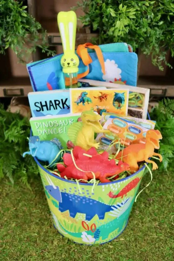 Easter Basket for Toddler Boy