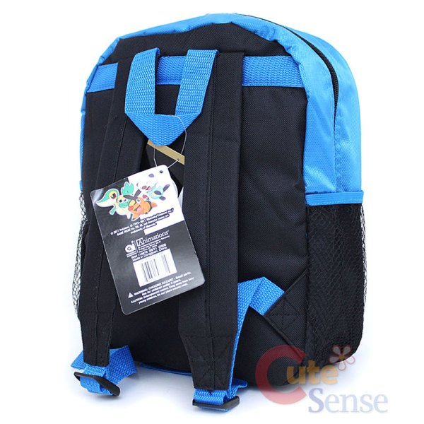Pokemon Battlefield School Backpack Small Bag -12""