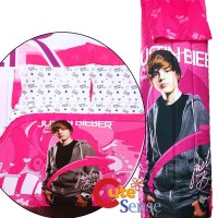 Justin Bieber Twin Microfiber Comforter Set Pink Comforter ...