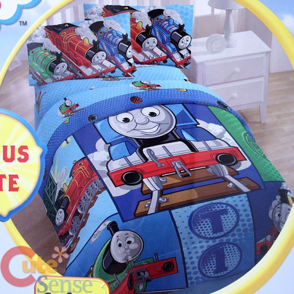 Thomas Tank Engine Friends 4pc Twin Single Bedding