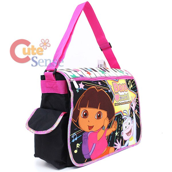 Dora Explorer & Boots Messenger Bag Diaper