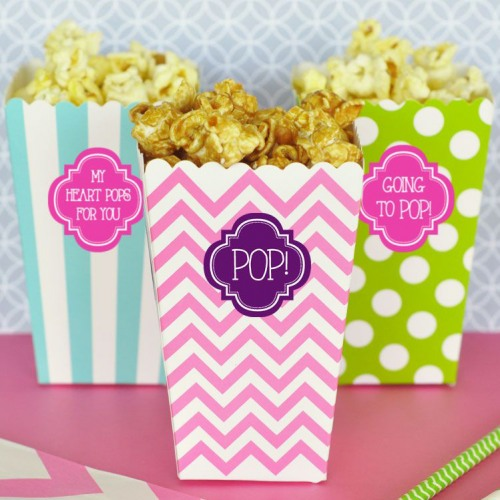 Mints Favors Personalized Individual