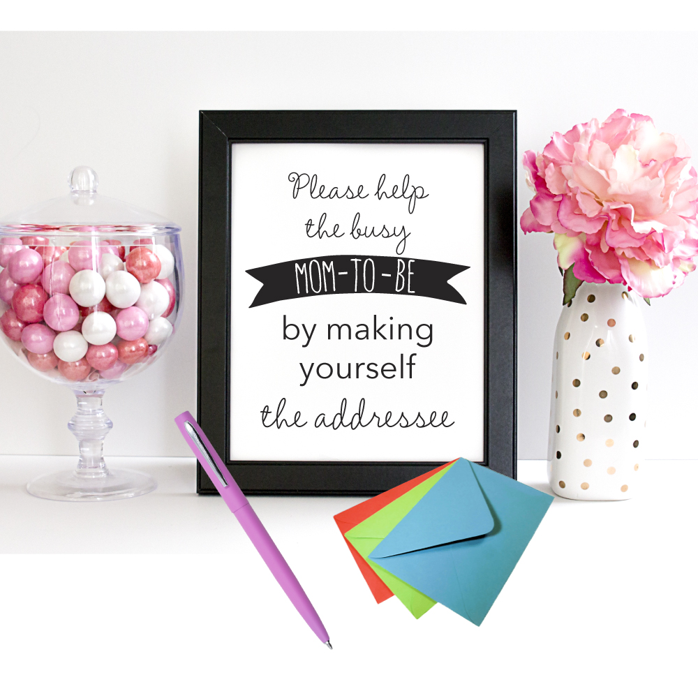 Thank You Poem From Baby Cutest Baby Shower Ideas