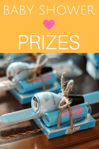 25+ Popular Baby Shower Prizes - that won't get tossed in ...