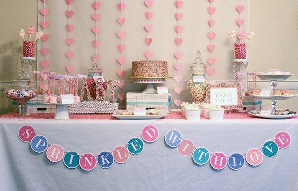 sprinkle baby shower theme
