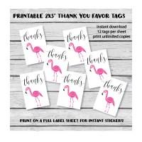 Baby Shower Favor Tag Printables | CutestBabyShowers.com