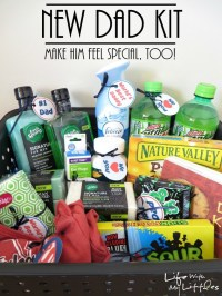Baby Shower Gift For Dad! Cool Dad Baby Shower Theme Ideas ...