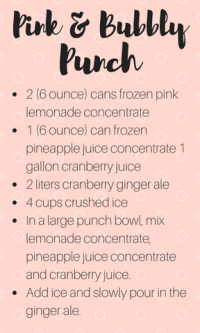 17 Best Baby Shower Punch Recipes