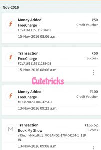 freecharge and bms